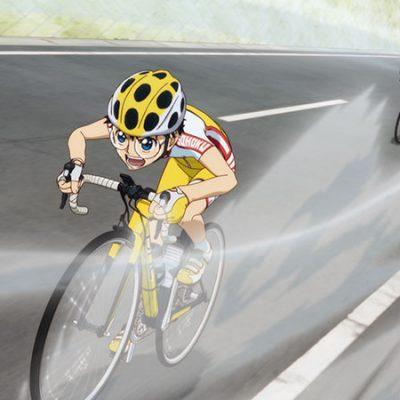 TVアニメ「弱虫ペダル」3Dアニメーション制作